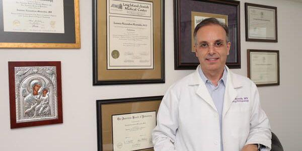 Ιωάννης Μωυσίδης, Αλλεργιολόγος Ανοσολόγος