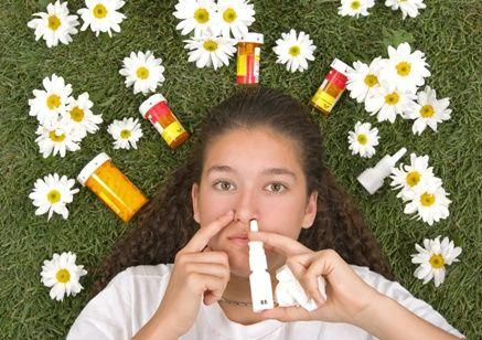 Αλλεργίες της άνοιξης