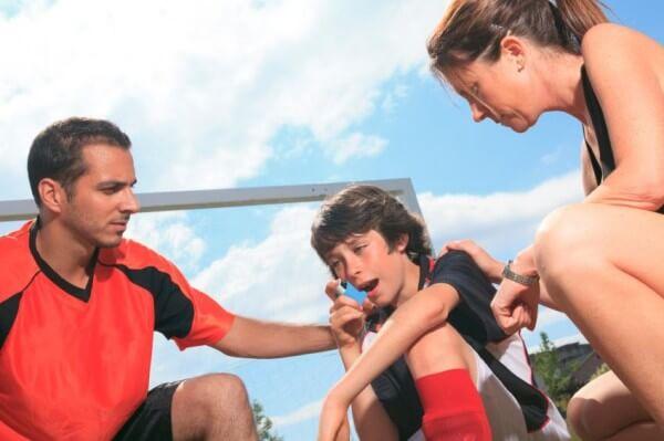 Αλλεργίες άσθμα και άσκηση