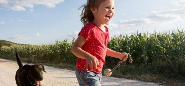Η έκθεση σε ζώα συντροφιάς μπορεί να μειώσει την επίπτωση του άσθματος στα παιδιά
