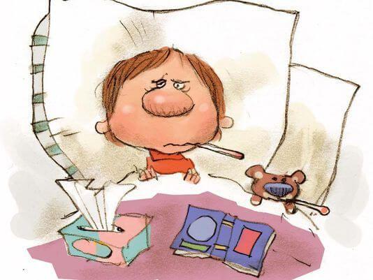 Κοινό κρυολόγημα και γρίπη, ποιές οι διαφορές; ερωτήσεις & απαντήσεις