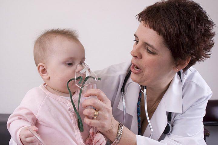 Τι είναι το βρεφικό άσθμα και πως αντιμετωπίζεται;