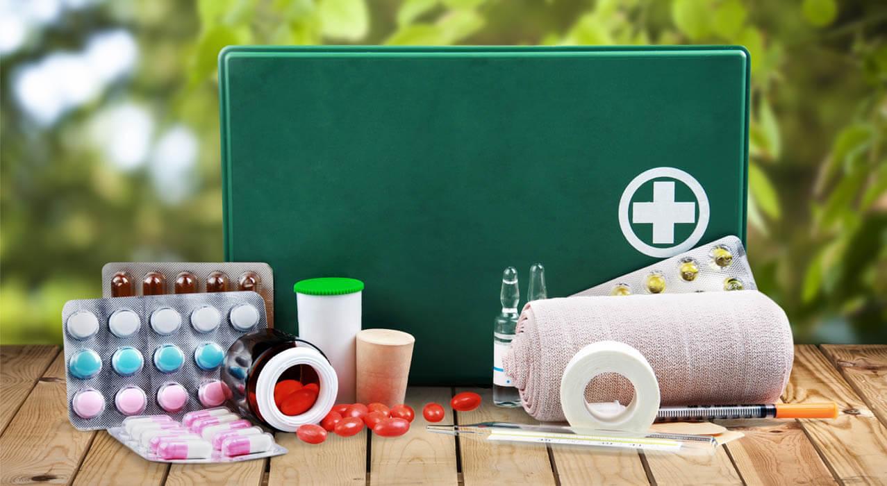 Τι πρέπει να έχουμε μαζί μας στις διακοπές αν αρρωστήσουμε;