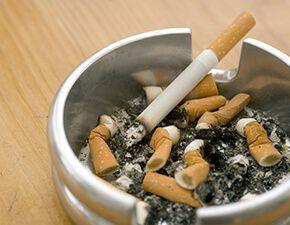Κάπνισμα και αλλεργικά συμπτώματα